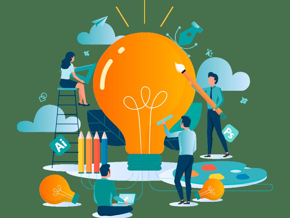 Diseño Grafico en Octonove Agency