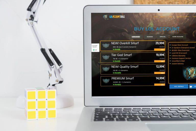 Diseño Web para Tienda Online