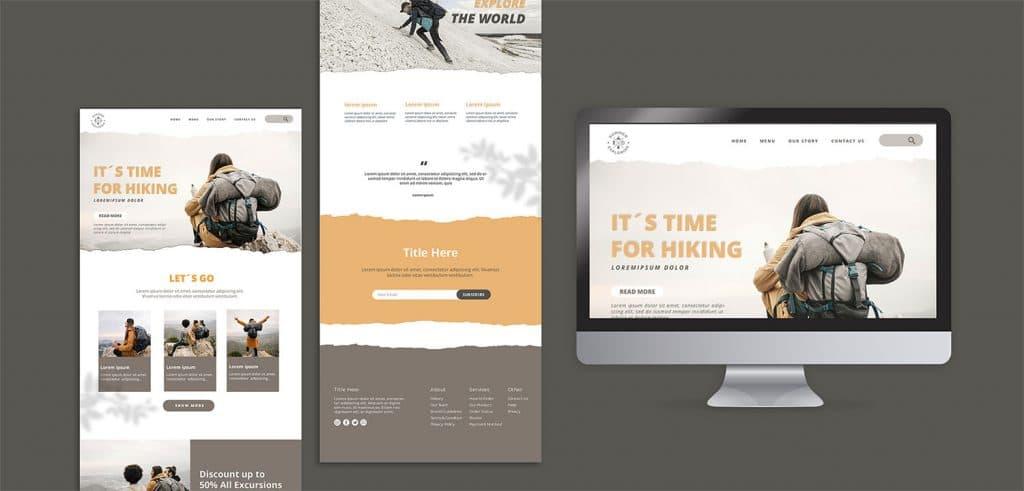 Guia de estilo de diseño webweb